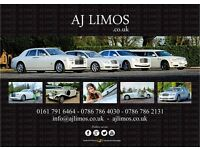 Wedding cars hire Blackpool/Rolls Royce hire Blackpool Vintage wedding Cars hire/Limos hire /