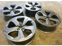 "18"" Genuine New Nissan wheels qashqai juke Traffic vivaro"