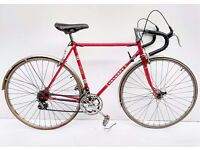 vintage Peugeot PN10 le steel racing bicycle