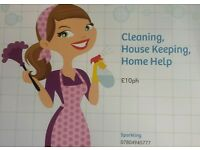 cleaning / Cleaner , House Keeping, Home Help