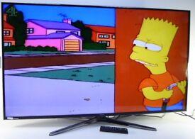 Samsung 55 Inch Smart TV, Model EU55H6400AK, Internet Freeview television 0301917