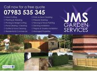 Experienced Gardener and Patio cleaning in bournemouth and surrounding areas