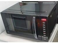 ASDA/GEORGE HOME GFM301B-18 FLATBED COMPACT DIGITAL 20L MICROWAVE BLACK