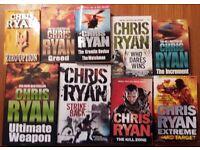 Books - Chris Ryan