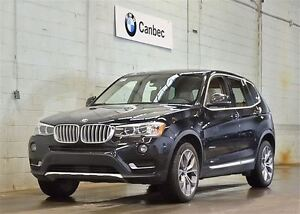 2015 BMW X3 xDrive28d | PREMIUM ESSENTIAL PACKAGE | LIGHTS PAC