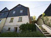 Wonderful great condition family home abroad in Germany freehold - Incl Furniture and white Goods