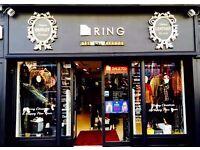 fashion shop for sale