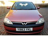 *Very Clean* 2001 Vauxhall Corsa 1.2 16v Semi-Automatic*