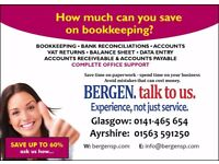 BOOK-KEEPING / VAT / PAYROLL / SELF-ASSESSMENT / ACCOUNTS