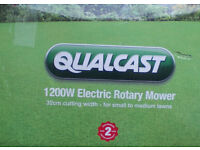 LAWNMOWER - QUALCAST - ELECTRIC - ROTARY