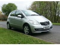 Mercedes-Benz A Class 1.5 A160 BlueEFFICIENCY Classic SE 5dr, Ex Condition. MOT Nov 2018. FSH.