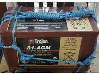 Trojan 31-AGM Battery Deep Cycle Solar Leisure Marine