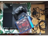PS4 500GB + Dualshock + MGS V and FIFA 17 Steelbook Edition | Playstation 4