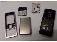 NOKIA 6300 FULL HOUSING. GOOD QUALITY