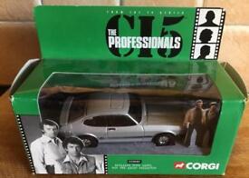 CORGI The Professionals 2002 Boxed Die Cast Capri CC00401
