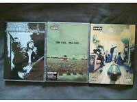 Oasis x3 dvds