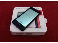 HTC Desire 610, Unlocked Smartphone. 8GB. Navy Blue. ANDROID. Boxed.
