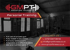 Personal Training | Private Gym | Fully Mobile