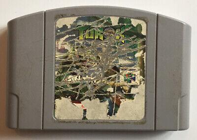 TUROK Dinosaur Hunter Nintendo N64