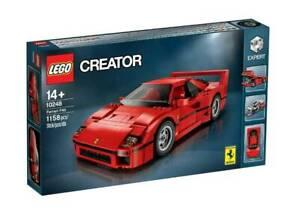 Retired Lego Creator 10248 Ferrari F40 BNIB