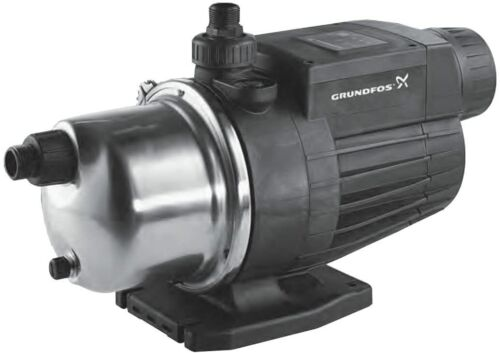 GRUNDFOS MQ 3-45 Pressure Booster Pump 115V 60Hz 1HP IP54 96860195 NEW
