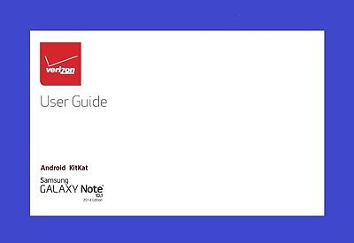 Samsung Galaxy Note 10.1 2014 Edition (Verizon, model SM-P605V) User Manual