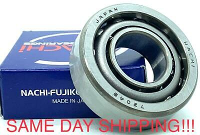 7204 B Nachi Angular Contact Trust Bearing Japan 20x47x14mm