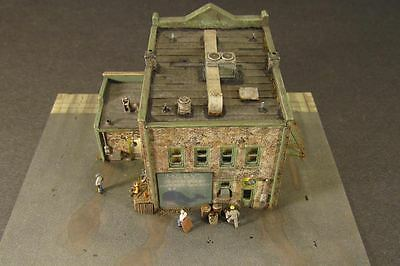 N Scale Century Roof Top Duck /& Vent Kit #528