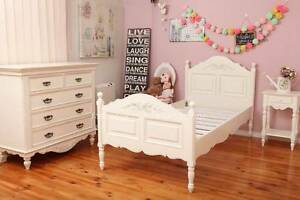 BRITTANY KING SINGLE BED EXCELLENT NEAR NEW SOLID WOOD $850 Chadstone Monash Area Preview
