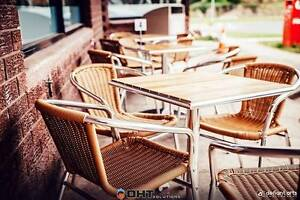 Indoor/Outdoor Cafe Style chairs, Tables, Stools and More Narre Warren North Casey Area Preview