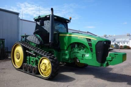 2010 John Deere 8320RT Tractor Ayr Burdekin Area Preview
