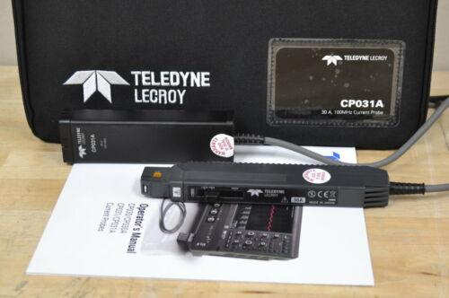 Teledyne Lecroy CP031A 30A, 100MHz High Sensitivity Current Probe GUARANTEED