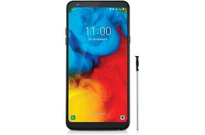 Android Phone - LG Stylo 4+ Plus LMQ710WA AT&T GSM 6.2inch 32GB Phone - Aurora Black (Unlocked)