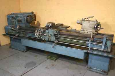 20 X 78 Leblond Engine Lathe Yoder 17676