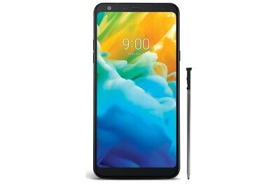 LG - Stylo 4 Q710AL 32gb Smartphone Boost Mobile New - Activated Free Month