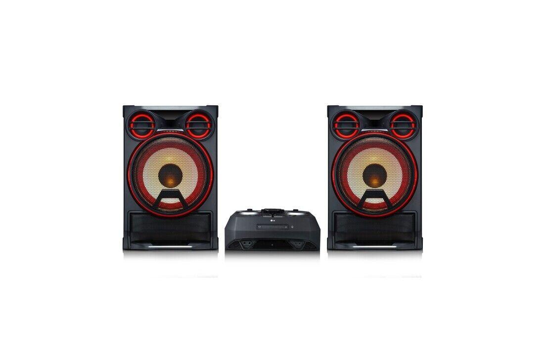 LG CK99 5000 Watts 2-Channel CD Player Bluetooth Home Speake