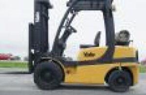 2008 Chariot élévateur/Forklift, Yale GLP060