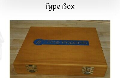 Kingsley Hot Foil Stamping Machine Type Box Howard Personalizer Machine Imprint