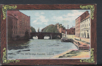 Ireland Postcard - The Old Bridge, Clonmel     RS8758