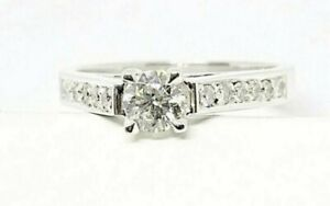 18ct White Gold Diamond Ring Revesby Bankstown Area Preview