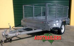 7x5 NEW Hot Dip Galvanized Heavy Duty Trailer! Clontarf Redcliffe Area Preview