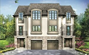 Brand New Semi-Detached Homes In Mississauga