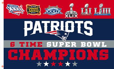 New England Patriots Champions new flag 90x150cm 3x5ft best Victory 1team