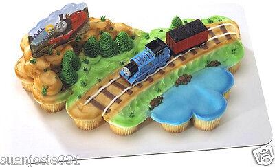 Thomas The Tank Engine Cake Decoration Set