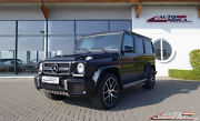 Mercedes-Benz G 63 AMG Edition 463 Standheizung Fond Entertain