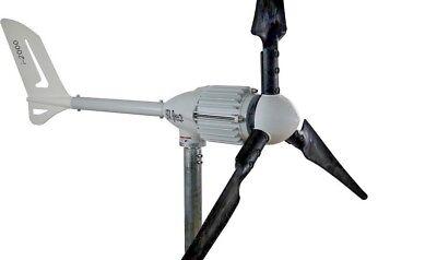 Windgenerator 48 V/2000 W Black Edition WINDKRAFTANLAGE,WINDENERGIE,iSTA-BREEZE®