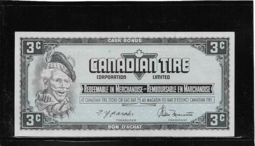 Canadian Tire Store Coupon  S12-A-XN3822727   UNC