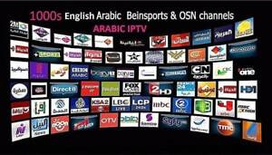 2019 Great bee lifetime subscription IPTV box, 400 Arabic channel