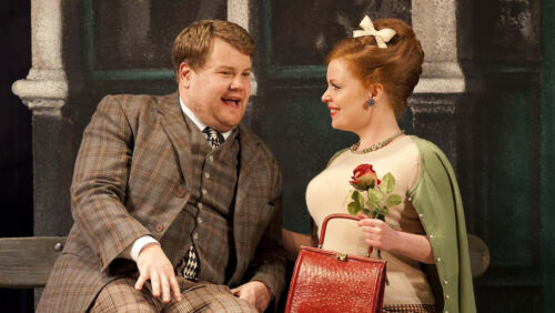 ONE MAN, TWO GUVNORS DVD, 2020 Broadway Play ~ James Corden, Rare PBS DVD