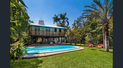 FOR RENT: Elevated house with great views in Larrakeyah